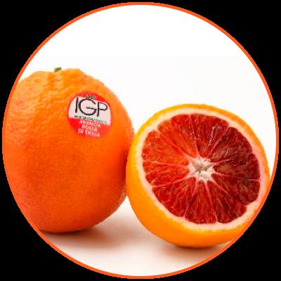 Sicilian Red Orange IGP/PGI